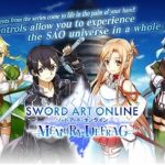 Sword Art Online Memory Defrag Mod Apk Free Download with Unlimited Money