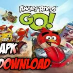 Angry Birds Go Mod.Apk Free Download with unlimited diamonds, coins, and money)