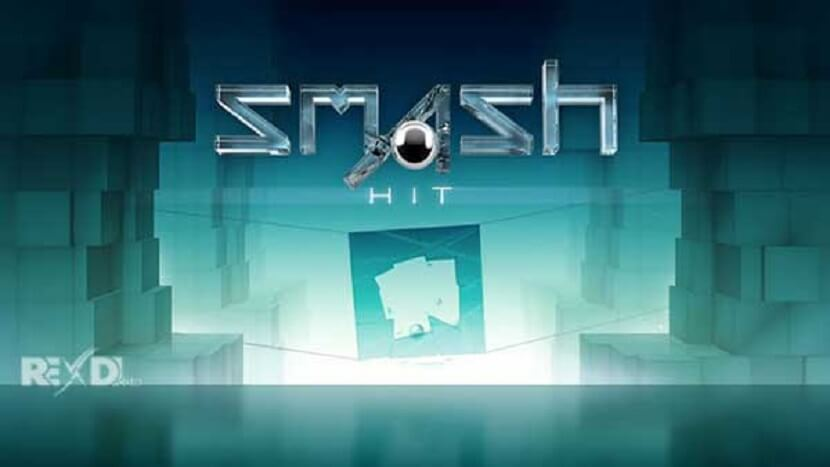 Smash Hit Premium Apk Free Download with unlimited Balls, Over 50 Rooms, No Root
