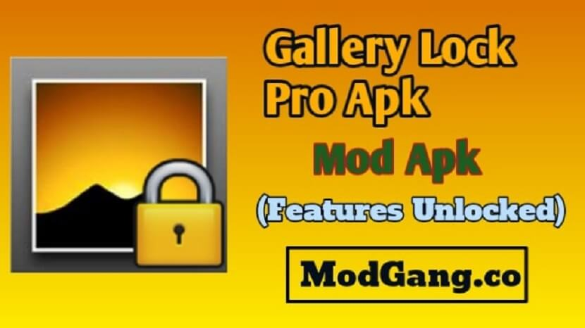 Gallery Lock Pro Apk Free Download with Watchdog, Hide Photos and Videos