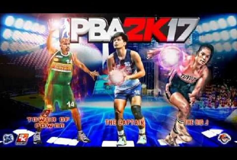 Pba 2k17 Free Download with Effortless Movements, New Audio, No Root, Realistic Player