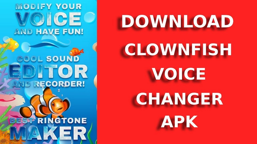 Clownfish Sound Player Add Sounds Apk Download Free with Customized Pitch, No Root