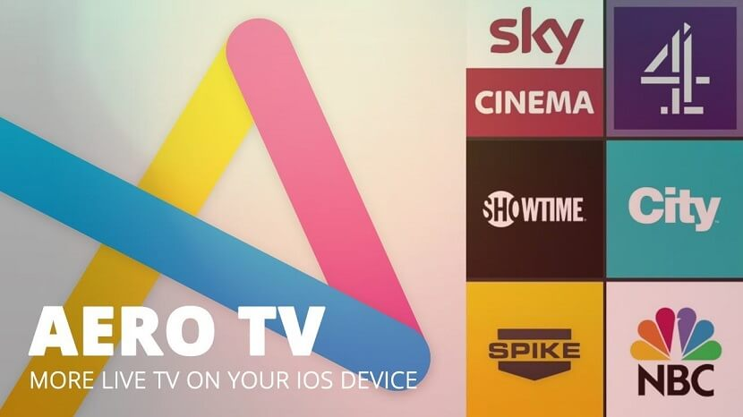 Aero TV app Free Download with Premium Channel, Free Live Streaming, No Root