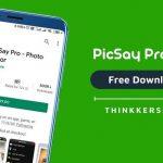 Picsay Pro.Apk Download Free with Color Adjustment, Transform Pic, Distort, Artistic, & Filters