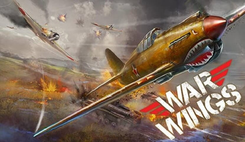 War Wings Mod Apk Free Download with PvP Dog Fight, Limitless, Money, Coins, Ammo
