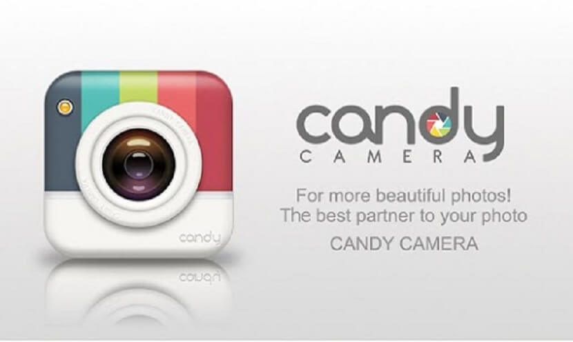 Candy Camera Latest Version Free Download with Filters, Beauty Functions, Stickers