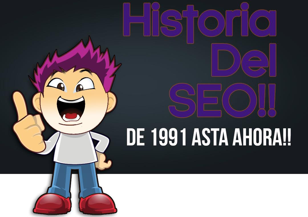 Historia Del SEO