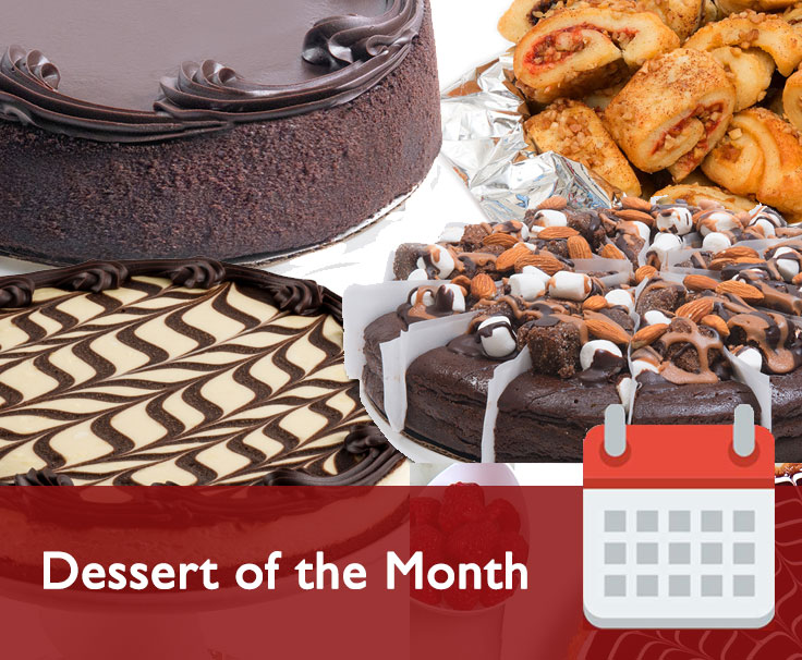 Dessert of the Month Club x 2