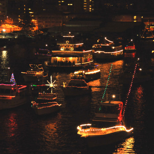 Christmas Boats Portland 2019.Christmas Ship Festival Argosy Cruises