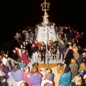 1997: Argosy Cruises and The Seattle Times Fund For The Needy begin their Christmas Ship™ Festival partnership.