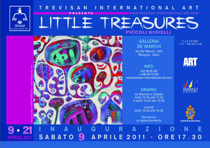 Little Treasures Invitation