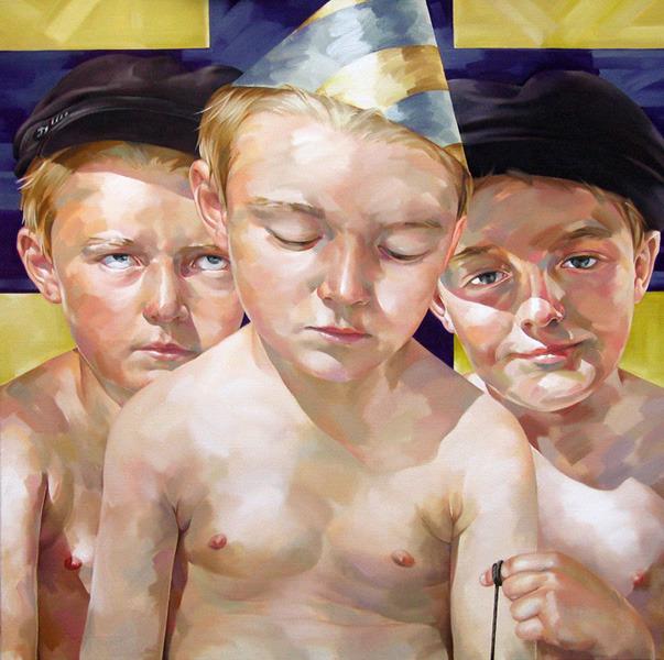 Ecce Homo by Valery Koroshilov, 2010
