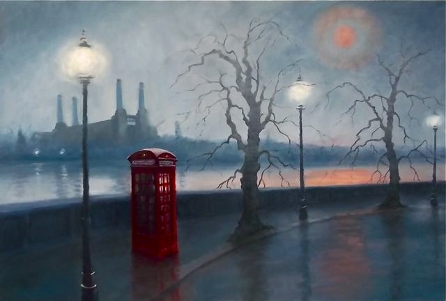 Thames Embankment - Lee Campbell