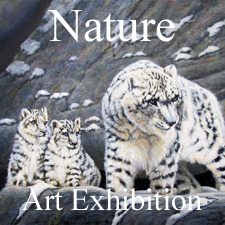 Nature Art Exhibition - www.lightspacetime.com