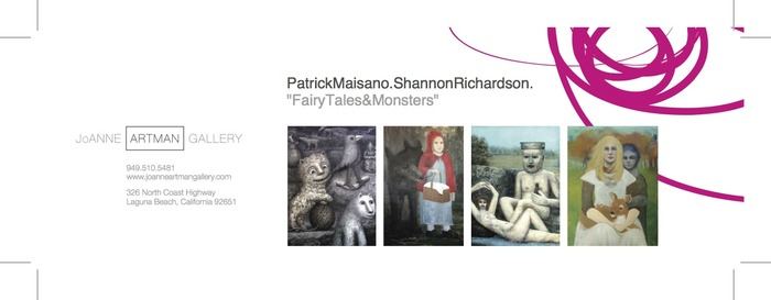 Fairy Tales and Monsters