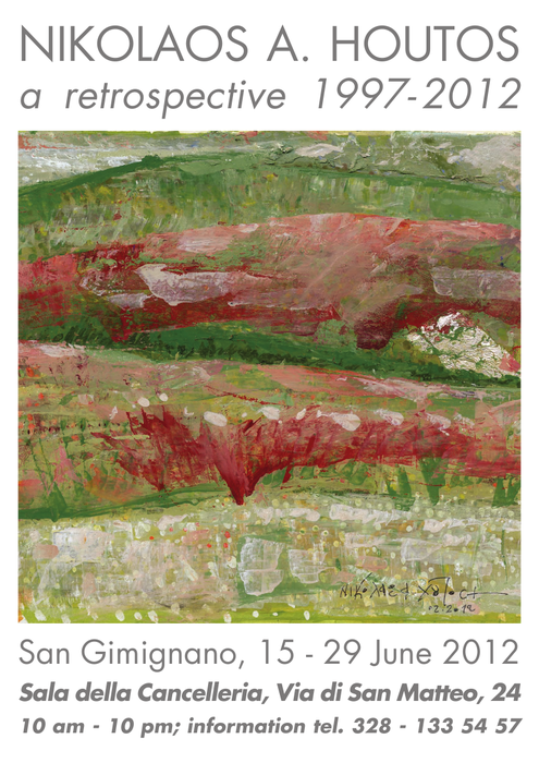 San Gimignano 15-29 June