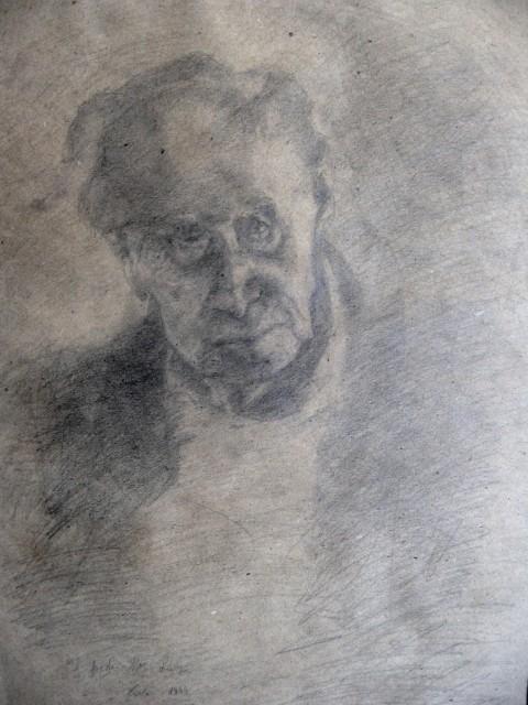 il poeta Mario Luzi