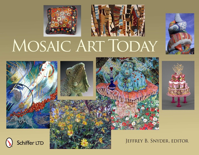 Mosaic Art Today- Front Cover