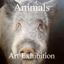 The Animals Online Art Exhibition