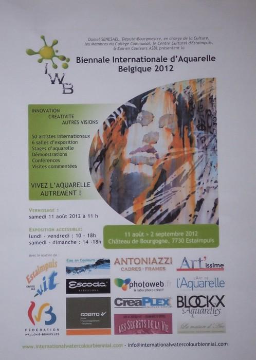 IWB 2012 poster