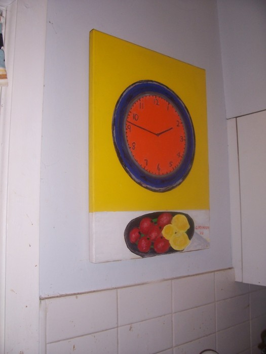 The Kitchen Clock