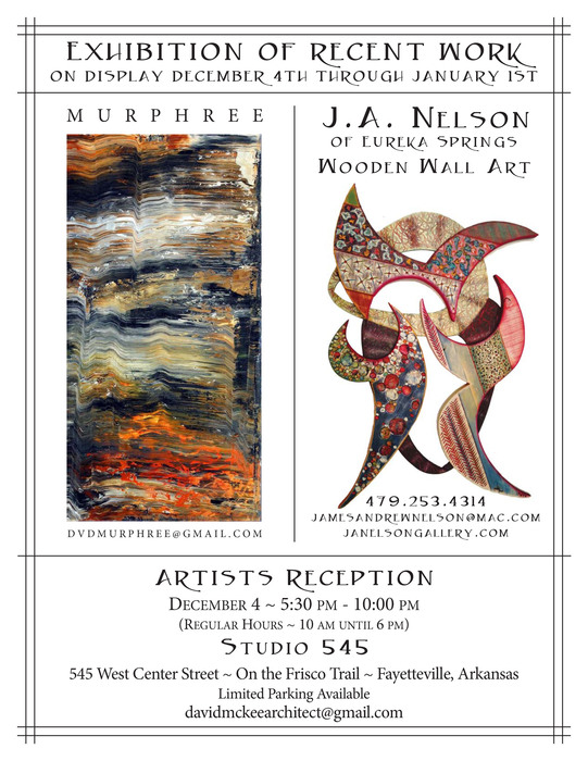 Exhibition of Recent Work