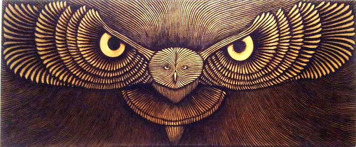 """Owl"" Now on Display"