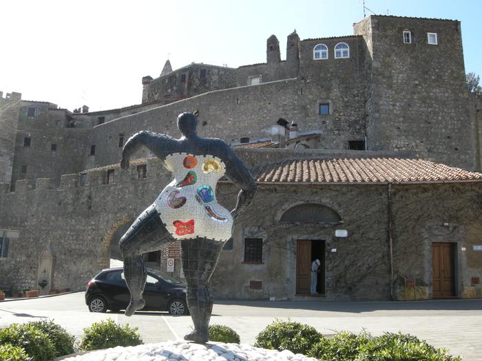 Capalbio, Grosseto, Italia