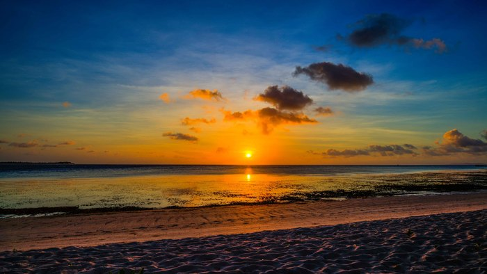 Sunset at Wakatobi II