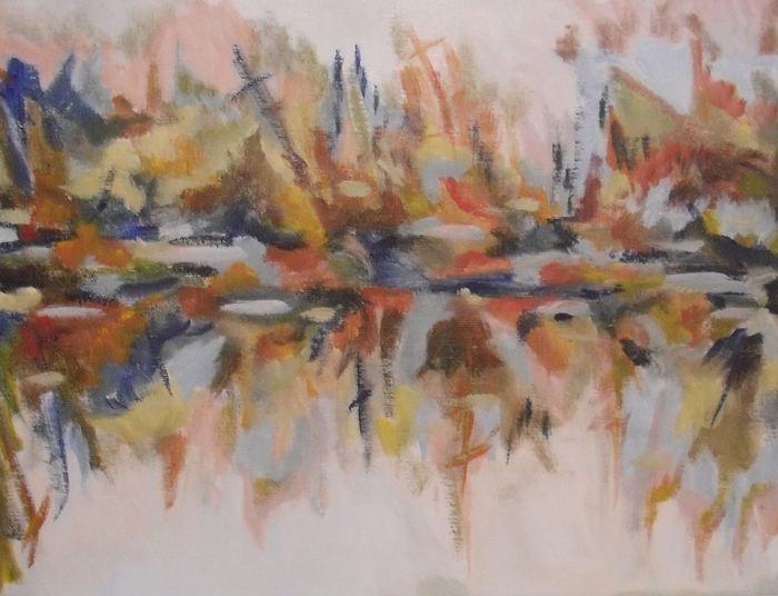 Langdonart painting Galerie2456 April27toMay10 2015