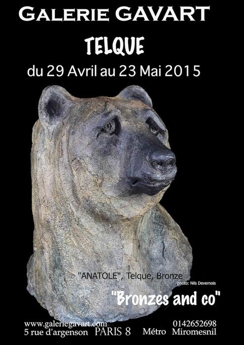 expo Galerie GAVART Telque