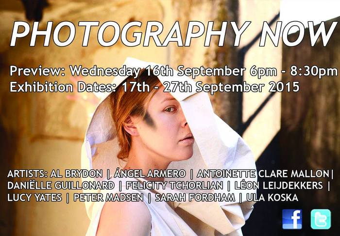 Photography Now Exhibition