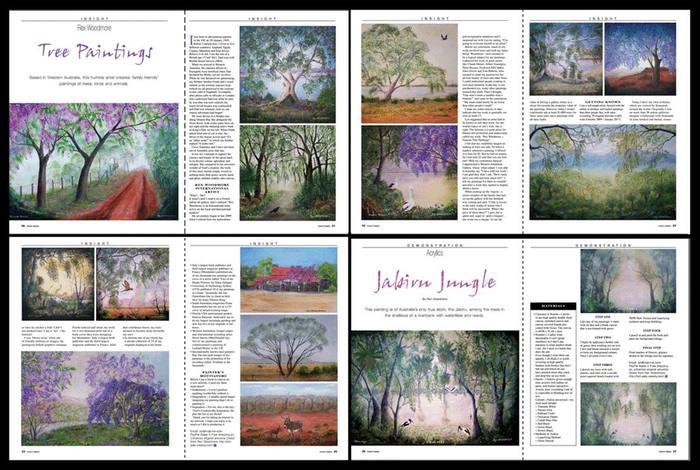 Artist's Palett Magazine