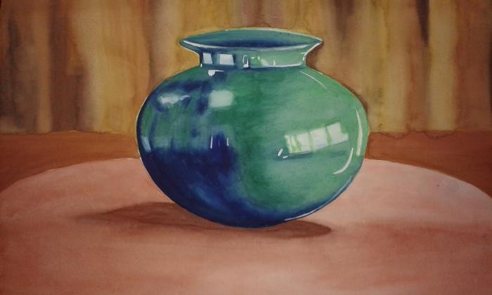 Pot composition
