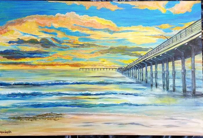 """pier view"""