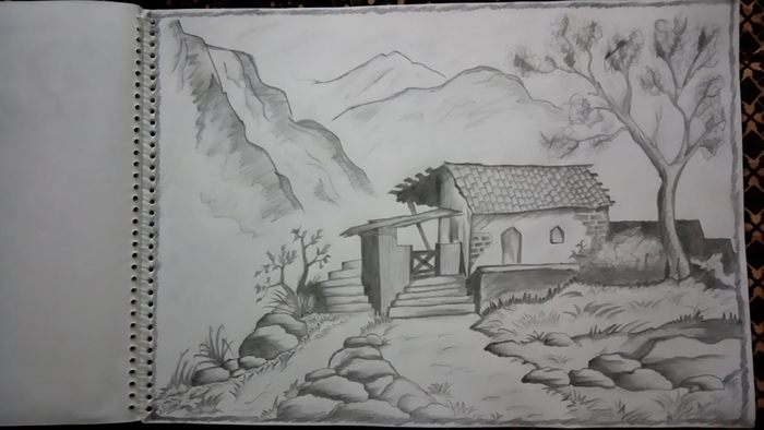 The home that I imagined once...:-)