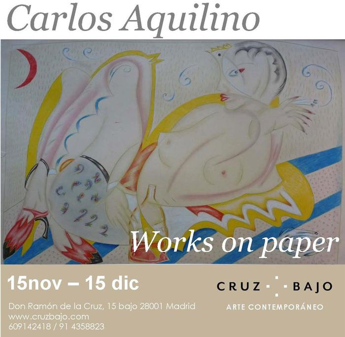 Carlos Aquilino exhibition