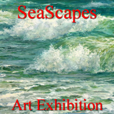 SeaScapes 2018 Online Art Exhibition Ready to be Viewed Online