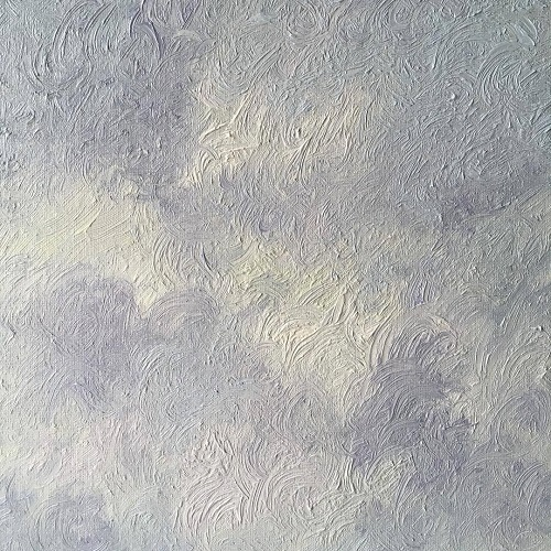 'Soft Definition' - Oil on Canvas Board
