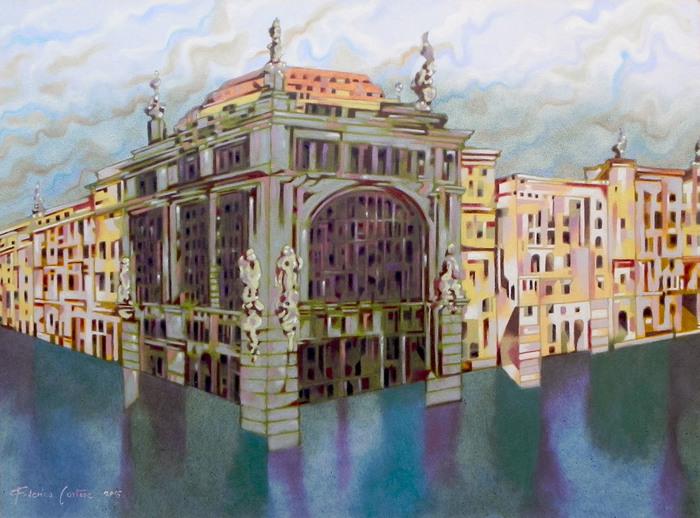 Memory of St Petersburg