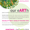 Our  e ARTh 2018 - Global Art Exhibition responding to Climate Change & Environment