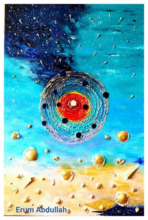 Sea, Sand and The Celestial Dreams