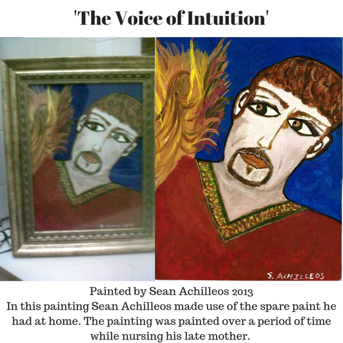 The Voice of Intuition by Sean Achilleos