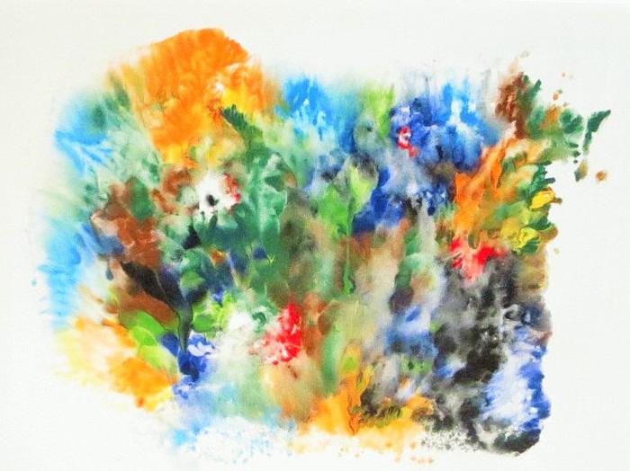 LangdonArt painting peinture