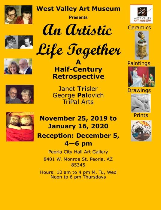 Retrospective Trisler/Palovich Exhibition