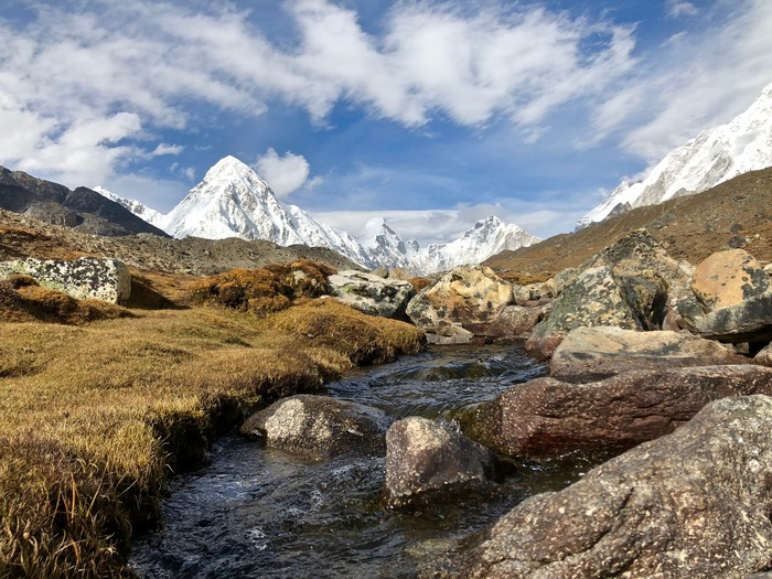 Himalayan Snow Melt