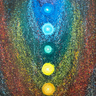 "My picture ""Rainbow Of Chakras"" won"