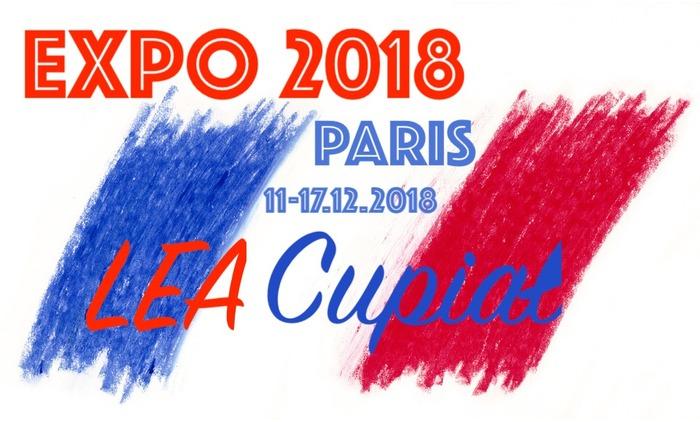 PARIS EXPO 2018