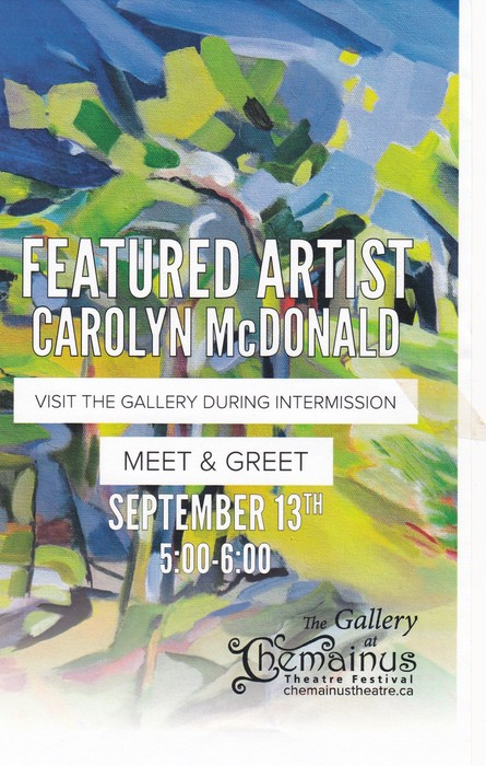 Art Exhibition at Chemainus Gallery