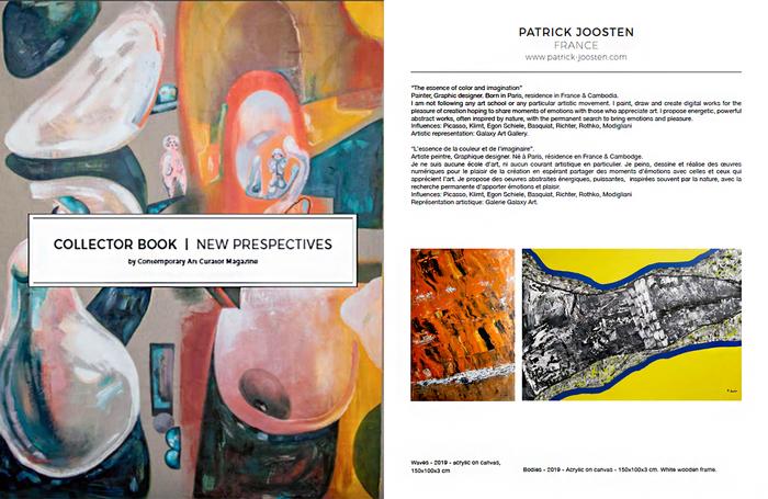 Patrick Joosten - Contemporary Art Curatore